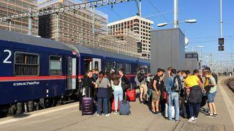 夜行列車が欧州で「絶滅」せず走り続ける理由