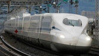 生みの親が明かす、新幹線「N700S」が極めた技術
