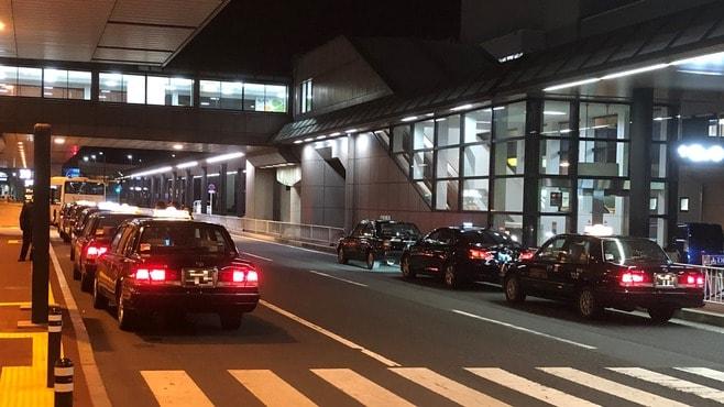 客が蒸発「成田空港タクシーバブル」崩壊のどん底