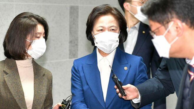 韓国・文大統領が仕掛けた検察改革の危険性