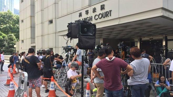 香港「雨傘運動」、若者たちに実刑判決の意味