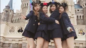 彼女たちはなぜ制服でディズニーに行くのか