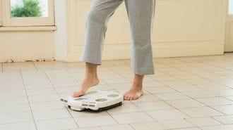 急に痩せた体をリバウンドさせないコツ3選