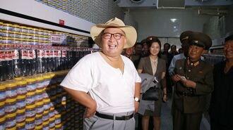 金正恩も脱いだ!北朝鮮を襲う「猛暑」の実態