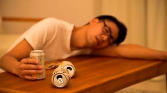 本人が認めない、アルコール依存の怖い実態