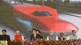 高速鉄道めぐる日本とインドの「同床異夢」