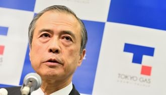 東京ガス、「電力小売り」の負けられぬ戦い