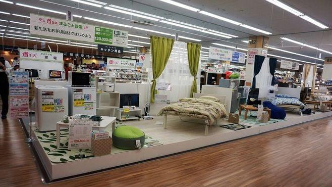 ヤマダ電機が「インテリア・家具」を狙うワケ