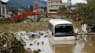 関東も危ない豪雨降らせる「線状降水帯」の正体