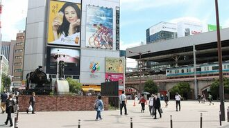 新橋駅再開発「会社員のオアシス」は消滅するのか