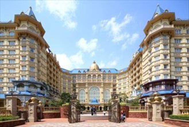 あこがれのディズニーホテルに行ってみた