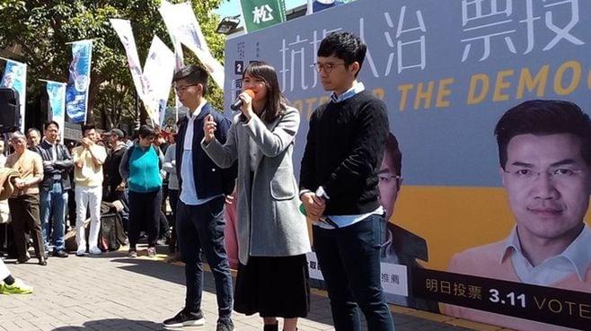 香港議会補選「中国の圧力」と民主派の健闘