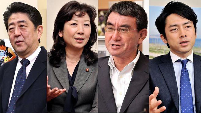 安倍首相の3選戦略と「ポスト安倍」の暗闘