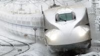 Why Heavy Snow is no Match for the Tokaido Shinkansen