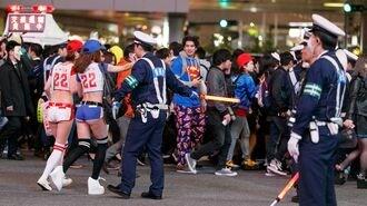 渋谷ハロウィン痴漢被害者は自己責任なのか