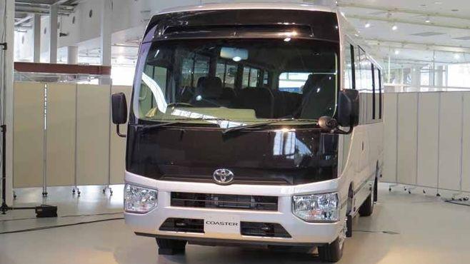 トヨタ小型バス、「24年ぶり」全面改良の理由