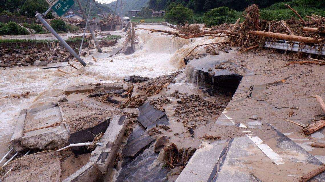 自然災害対策と「財政問題」は、分...