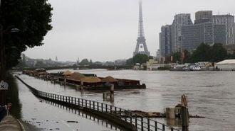 欧州の洪水は北半球規模の猛暑の前触れか?