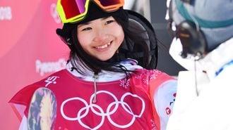 平昌五輪「女子ビッグエア」16歳岩渕の飛躍