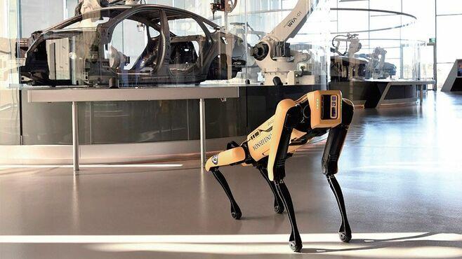 現代自動車が米ロボット企業を買収したワケ