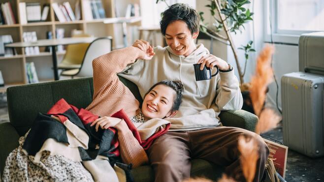 アラサー夫婦「結婚はつくづく幸せ」と感じる訳