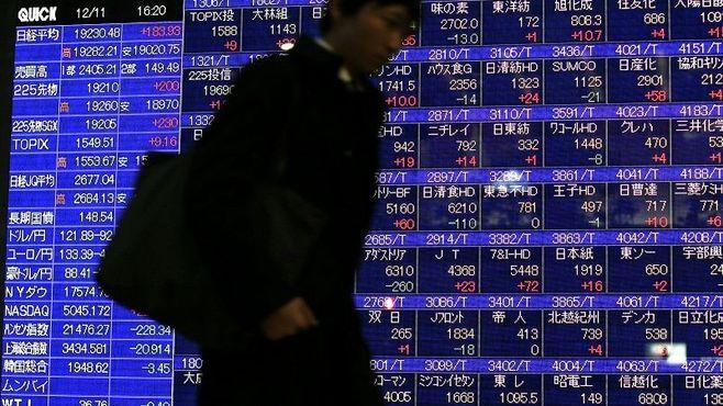 海外発「ECB、石油、円」が日本株下落の要因だ