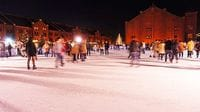 Where to Ice Skate in Tokyo and Yokohama