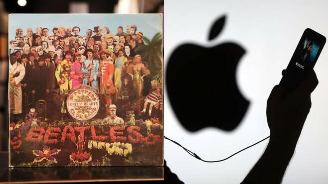 ビートルズとアップルの知られざる意外な関係