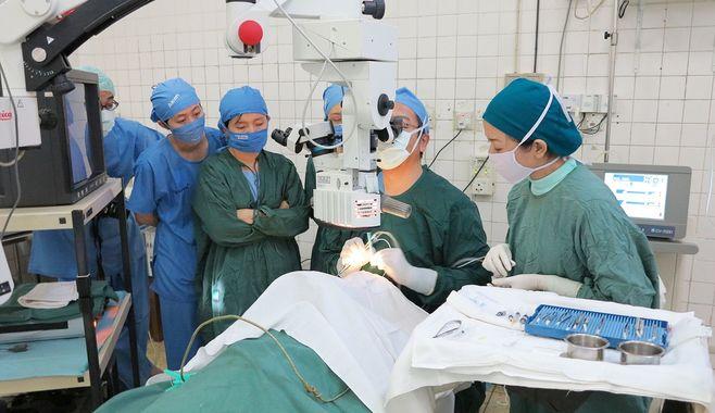 なぜミャンマーで白内障患者が急増したのか