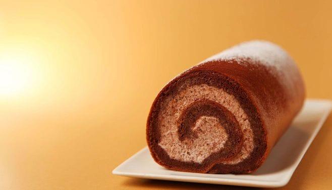 ロールケーキに見出した高級チョコの新境地