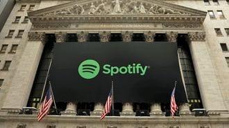 スポティファイ悩ます音楽業界との駆け引き