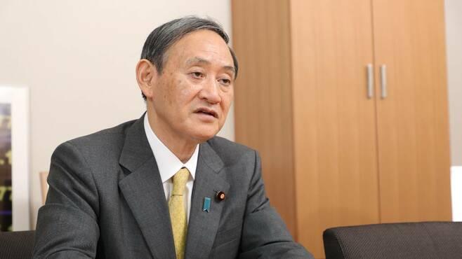 第99代首相「菅義偉」を読み解く本人の言葉18選