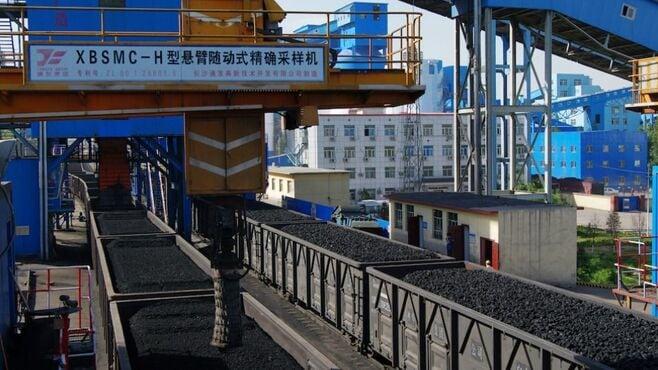 相場低迷で中国の石炭生産大手4社が価格協定
