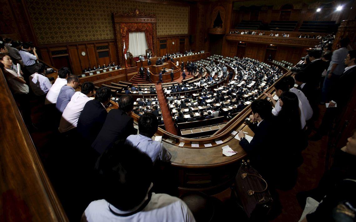 安保法案可決の参院、振り返れば問題だらけ | 国内政治 | 東洋経済 ...