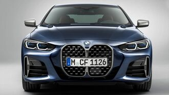 BMWが「4シリーズ」のグリルを巨大化した事情