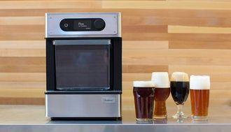 自宅で作るクラフトビール!夢のマシン登場