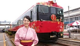 """Ryokan on Rails"" Appears in Hokuriku"