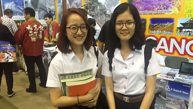 日本への旅行熱が止まらない、タイ人の本音