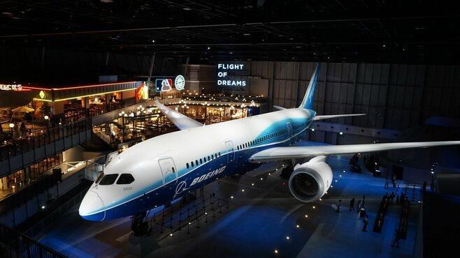 中部空港に「飛行機遊園地」が生まれた理由