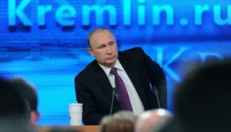 ロシアの没落は、もう止まらない