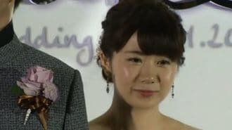 福原愛さん、1月1日に台北で結婚披露宴