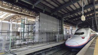 新潟駅「高架化工事」現状はどうなっているか