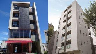プレハブで9階建て、住宅メーカーの「空中戦」