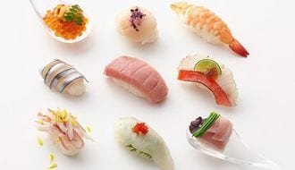 Developing Sushi That Goes with Wine