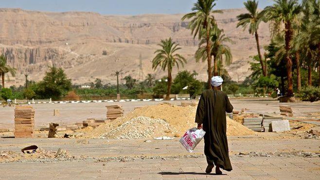 観光客激減、エジプトに日本人客は戻るのか