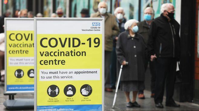 イギリス「ワクチン開始2カ月」でわかったこと