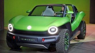 VWが打ち出した電動化時代の「クルマの形」