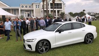 ボルボ「S60」、米国で勝負かける新型車の真価