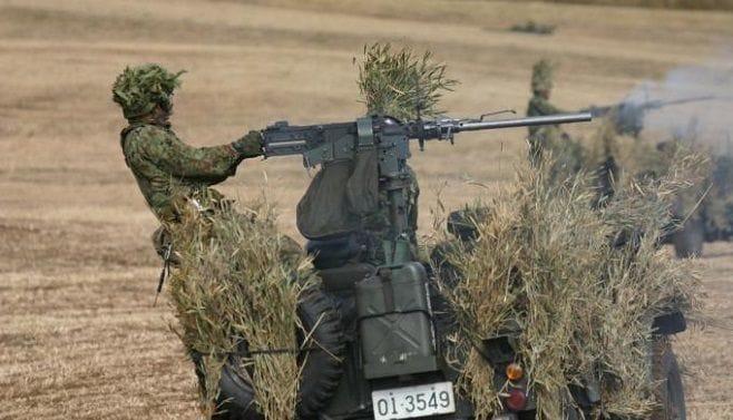 なぜ自衛隊は「暴発する機銃」を使うのか