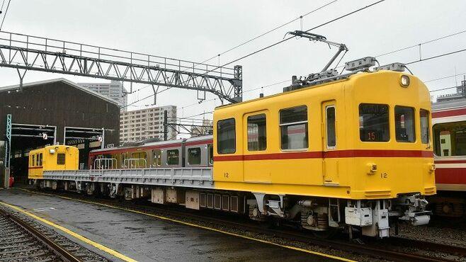 京急のレア車両、元祖「幸せの黄色電車」に潜入